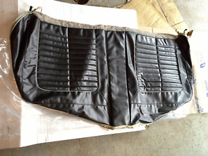 1964 Ford Galaxie Convertible Rear Seat Bottom Nos Cover