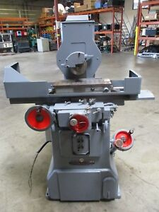 Nice Jones And Shipman Surface Grinder 6 X 18 Magnetic Chuck