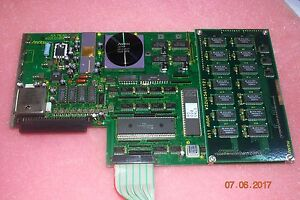 Anritsu Mw9040b Otdr A3 Measure Cpu Board W22u2103 With A11 Aram W32u6561 y2
