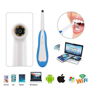Dental Wifi Intraoral Camera Hd Mini Wireless Oral Camera For Phone Computer