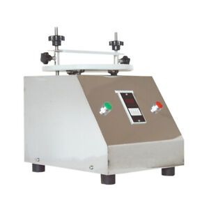 110v Motorised Sieve Shaker Vertical Vibrator Machine Electric Sieve Shaker New