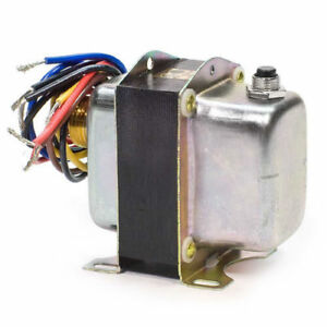 Plate Or Panel Mounted 120 208 240 Vac Transformer W 9 Lead Wires