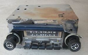 1974 Chevy Caprice Am Fm 8 Track Radio Stereo Unit 7939081 Used Orig 74