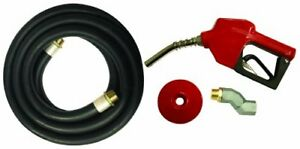Apache 99000278 3 4 Gasoline Automatic Fuel Nozzle Kit Free2dayship Taxfree