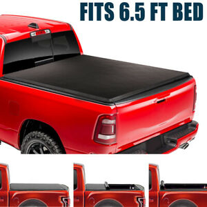 Fits 1999 2016 Ford F 250 F 350 6 5ft Bed Vinyl Assembly Tri fold Tonneau Cover