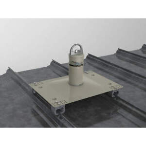 Honeywell Stainless Steel aluminum Roof Anchor Post 8 3 5 In D 18 In L X10000
