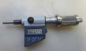 Mitutoyo 350 711 30 Digital Micrometer Head