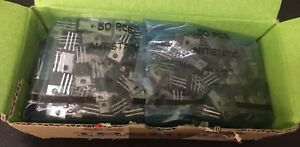 Toshiba Semiconductor 2sk2402 N Change Mosfet Transistors 500 Pieces Nib