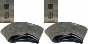 Set Of Two 7 50 16 750 16 Farm Tractor Tire Inner Tube Tr15 Implement 75016