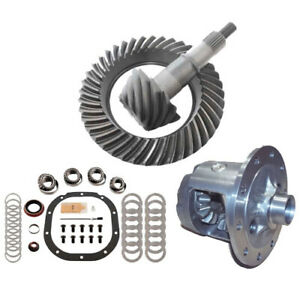 Axle Rebuild Ring And Pinion Bearing Kit Posi Fits Ford 8 8 31 Spl 4 10