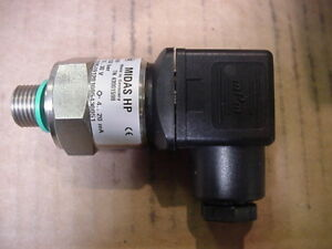 New Jumo Pressure Midas Hp Transducer Switch 401005 43001598 250bar