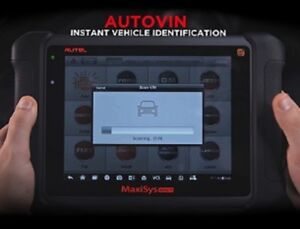 Autel Tpms Maxisysdiagnostic System And Scan Tool