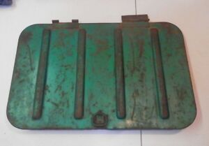 Jeep Willys Cj3b Cj5 Tool Box Lid Passenger Seat Cj 2a