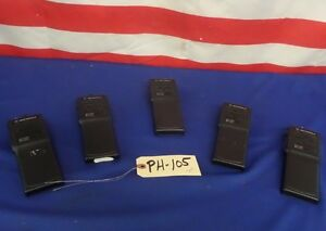 Lot Of 5 Motorola Mts2000 Model I 1 800 Mhz Radio H01ucd6pw1bn Radio Only
