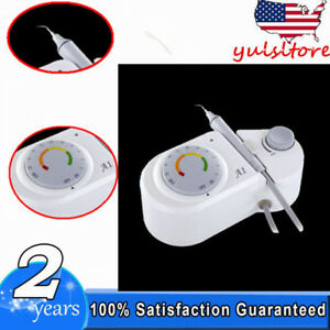 Dental Ultrasonic Piezo Scaler For Woodpecker Ems Compatible Original 5 Tips Hot