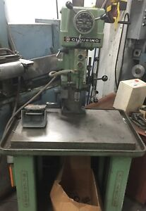 Clausing 15 Floor Model Variable Speed Drill Press Model 16vc