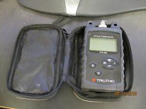 Trilithic Viavi Tfs 302 Optical Power Meter joff
