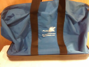 Oberon Deluxe Arc Flash Kit Storage Bag Hard Plastic Bottom 25 X 18 X 10