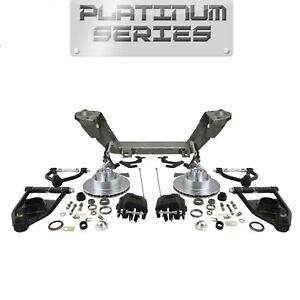 Universal Air Bag Suspension Front End Kit Mustang Ii 2 Ifs Front End Kit New Ls