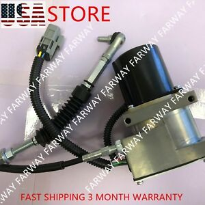 2523 9014 25239014 Throttle Motor For Daewoo Doosan Excavator Dh220 5 S220 v