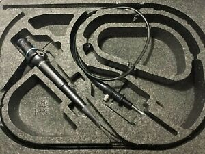 Olympus Hysteroscope Hyf xp Hysterofiberscope W Case Hyf Type Xp Endoscope Z4 kp