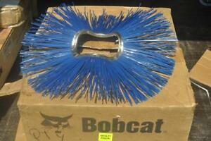 Bobcat 6684129 Pro Poly Convoluted Wafer Sweeper Brush 6 3 8 X 24 New Lot Of 25