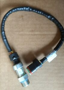 One 194 6725 Genuine Oem Cat Oil Pressure Sensor Caterpillar 1946725 C15 Mxs Bxs