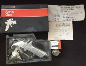 Devilbiss Type Jga 502 Paint Spray Gun Usa Complete