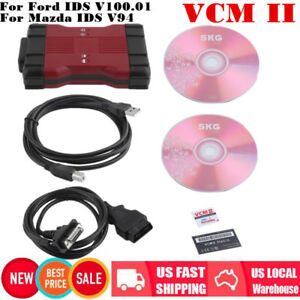 Professional Vcm Ii 2 In 1 Diagnostic Tool For Fd Ids And For Mazda Ids Vcm Ms