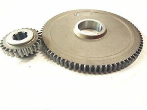 Milling Machine Spindle Bull Gear Assembly For Bridgeport Mill Part