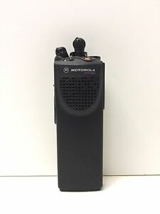 Motorola Xts 3000 Model I H09ucc9pw5an 800 Mhz Portable Radio