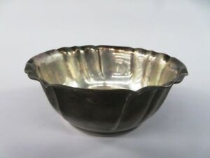 Sterling Silver Small Bowl 68 3g