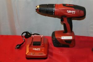 Hilti Sfh 18 a Cordless 18 Volt Hammer Drill With Battery And Charger P22