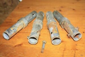 Set Of Four Pipe Stage Scaffold Coupling Pins