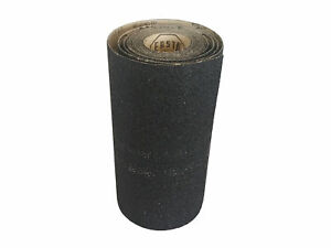 12 X 5 Meters Silicon Carbide Heavy Duty Paper Rolls 36 Grit