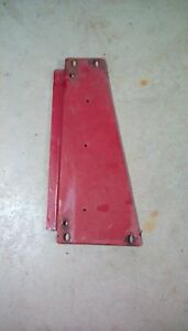Farmall Cub Ih Hood Support Right Side