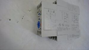 Finder 8702 0240 Ac 24 240 Vac Time Relay Delay Timer 0 10