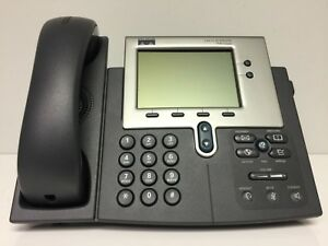 new Cisco 7940g Gigabit Unified Voip Phone Cp 7940g 68 2564 03