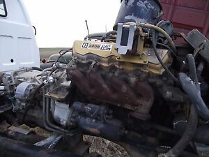 3208 210 Hp Cat Motor And Allison Trans