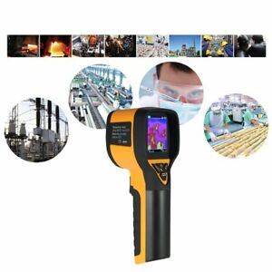 Ht 175 Precision Protable Thermal Image Camera Infrared Thermometer Imager Lot Y