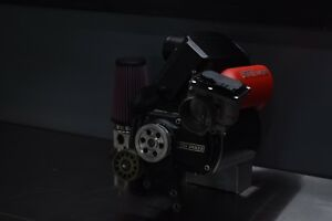 Pettit Racing Supercharger Setup W Kenne Bell 2 1l Blower Mazda Rx8