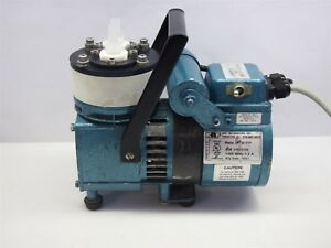 Knf Neuberger Un726 Ftp Diaphragm Vacuum Pump