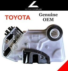 Toyota Corolla Oem Front Right Door Lock Actuator 2014 2019 without Smart Key