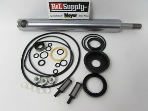 Meyer Snow Plow Pump E50 V66 E60 E 60 Basic Seal Kit 6 Ram Filters 15707