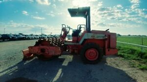 1994 Hamm 3012 Dsb Riding Compactor Padfoot Vibratory Packer Used
