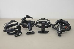 Lot Of 4 Indirect Ophthalmoscope Frigitronics Keeler Iris All Pupil 15801 4m24