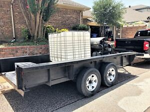 4k Psi Vanguard Industrial Pressure Washer Solid Steel Trailer