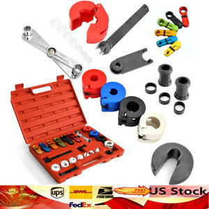 22pc Car Fuel Line A c Quick Fuel Air Conditioning Line Disconnect Tool Set