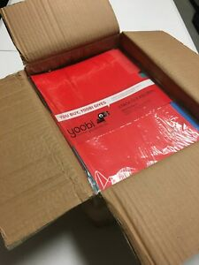 Yoobi File Folders 216 pack new free Shipping