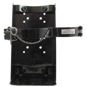Kidde Steel Fire Extinguisher Wall Hanger 10 15 Lb 29051120 Black